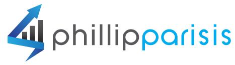 Conversion Rate Optimisation by Phillip Parisis logo